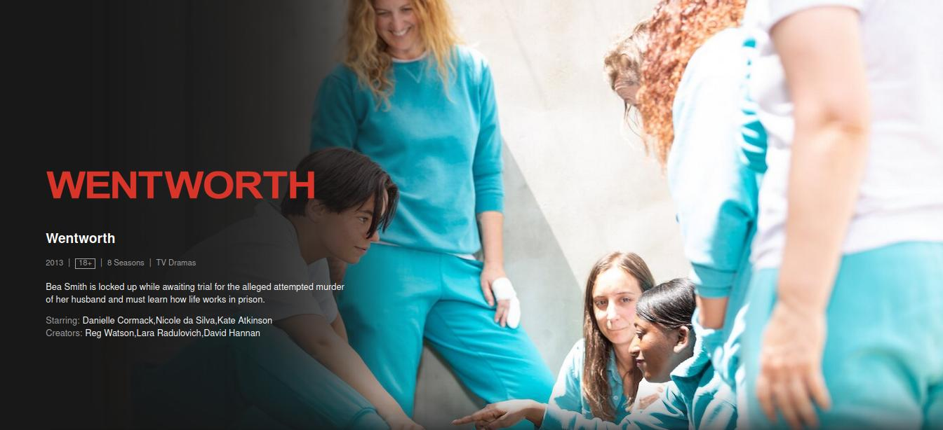 WATCH-HD Wentworth S9 Ep 5 Full Episodes
