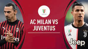 (LIVE) Juventus vs AC Milan live stream Online