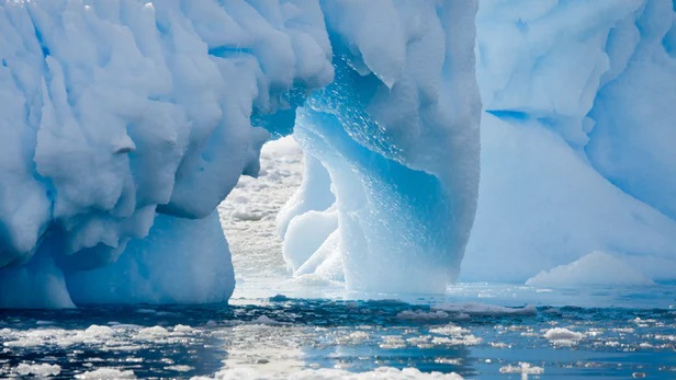 Get to know what a glacier is and the process