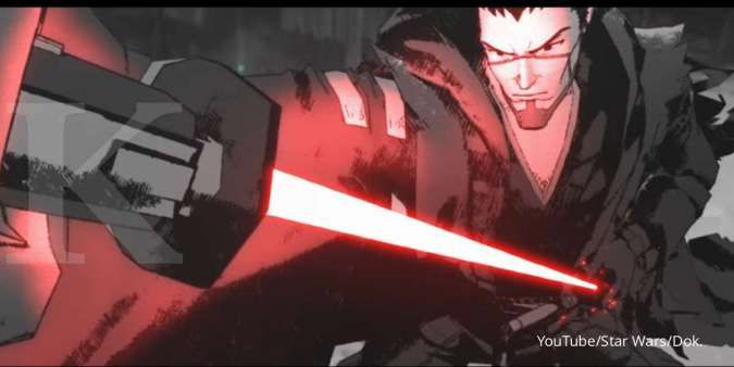 WATCH-HD Star Wars: Visions S1 Ep 1 Full Episodes