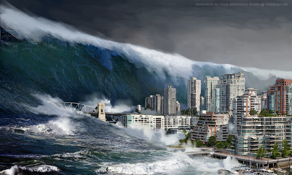 Tsunami Facts and About it