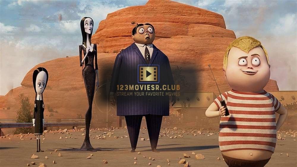 ver La familia Addams 2: La gran escapada pelicula